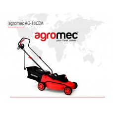 Elektrikli Çim Biçme - AG-18CEM